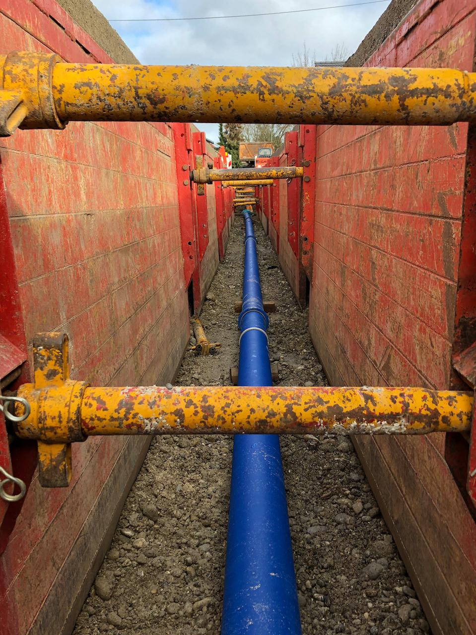 Wasserleitungsbau Schwabmünchen