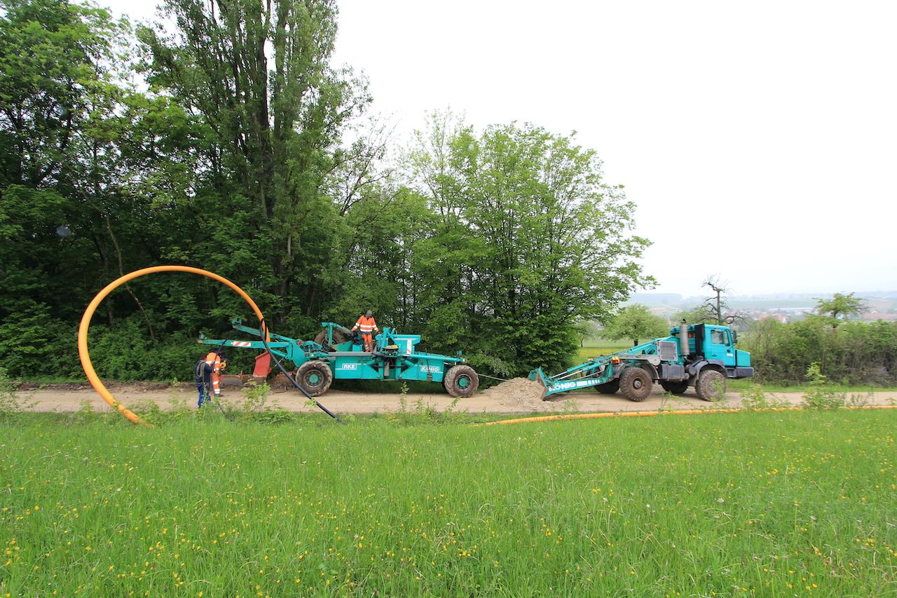 You are currently viewing Biogasleitung Markt Berolzheim